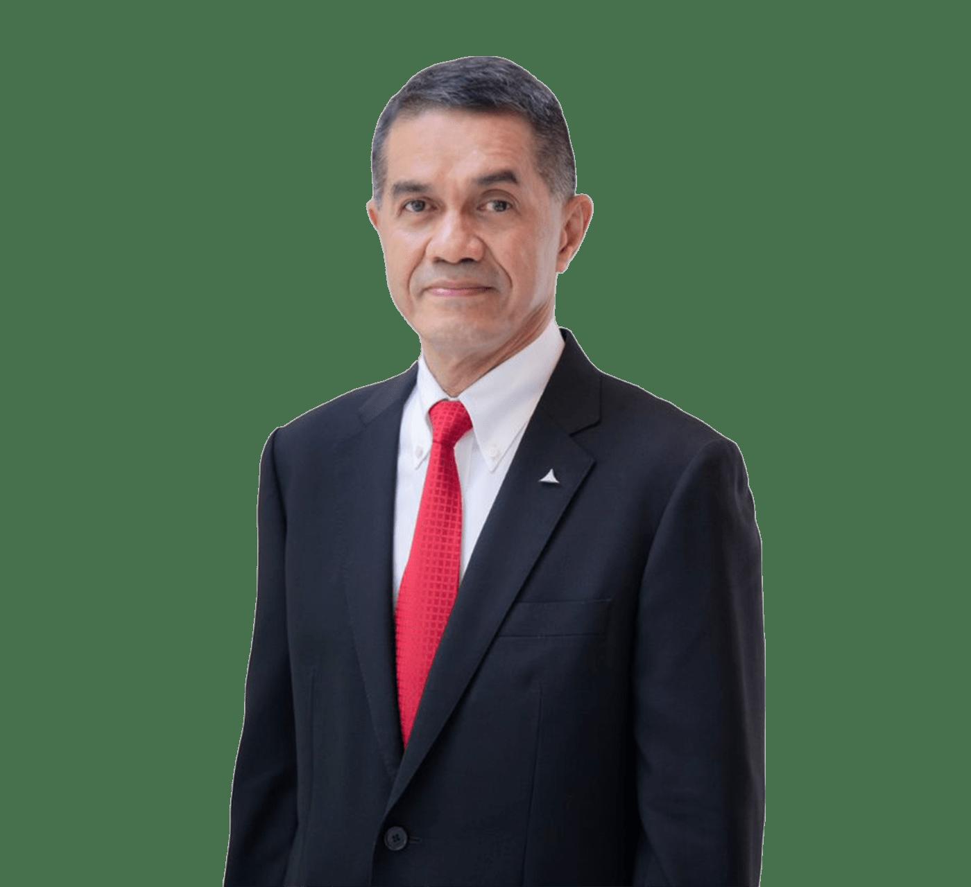 Pol.Gen. Rungroj Sangkram