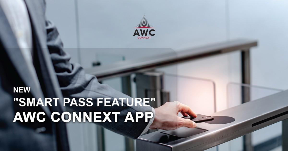 AWC CONNEXT - Smart Pass Feature