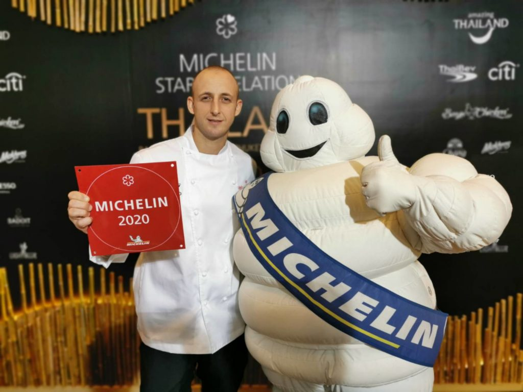 Elements restaurant receives Michelin Star for the third year in a row