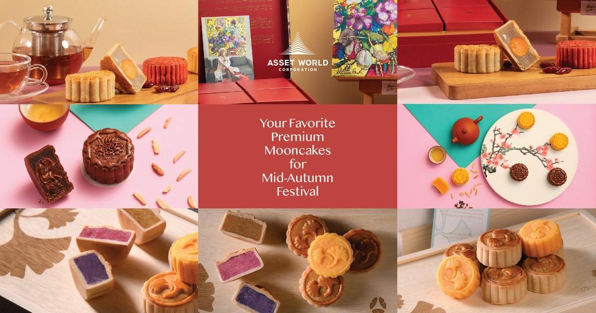 Your Favorite Mooncakes for Mid-Autumn Festival