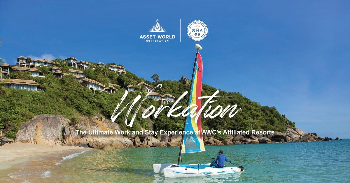 Workation – The Ultimate Work and Stay Experience at AWC's Affiliated Resorts