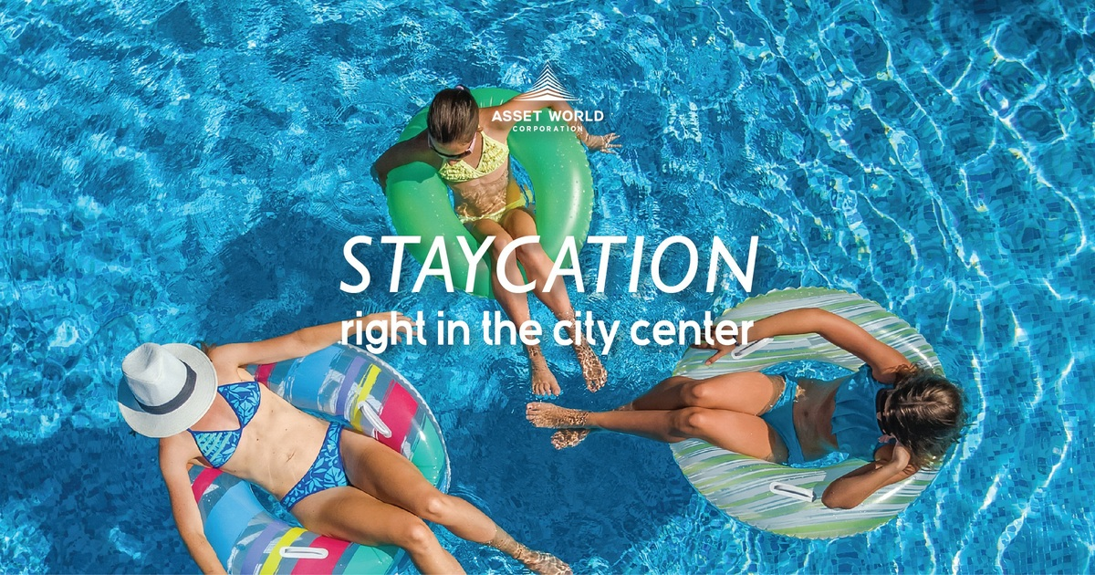 STAYCATION Right in the City Center