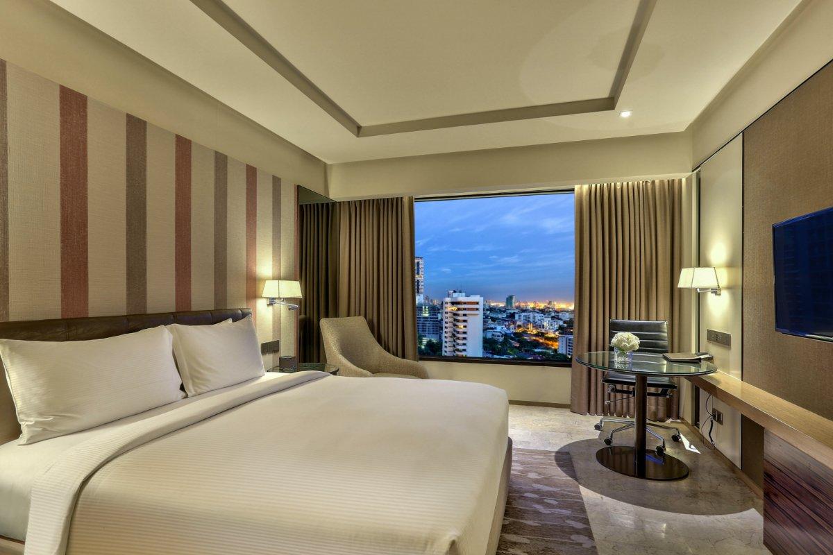 โรงแรม ดับเบิ้ลทรี ฮิลตัน สุขุมวิท กรุงเทพฯ