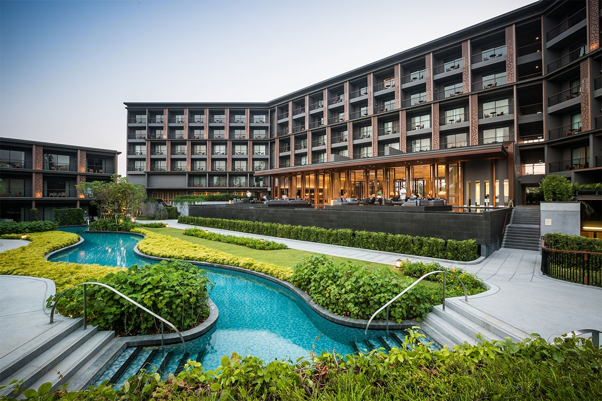 โรงแรม หัวหินแมริออท รีสอร์ท และสปา