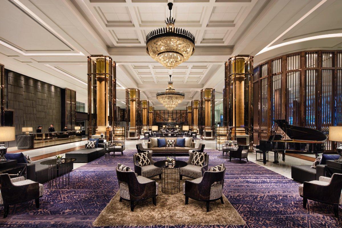 โรงแรม แบงค็อก แมริออท มาร์คีส์ ควีนส์ปาร์ค