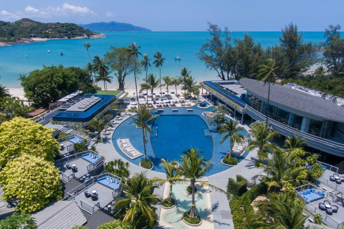 โรงแรม มีเลีย เกาะสมุย