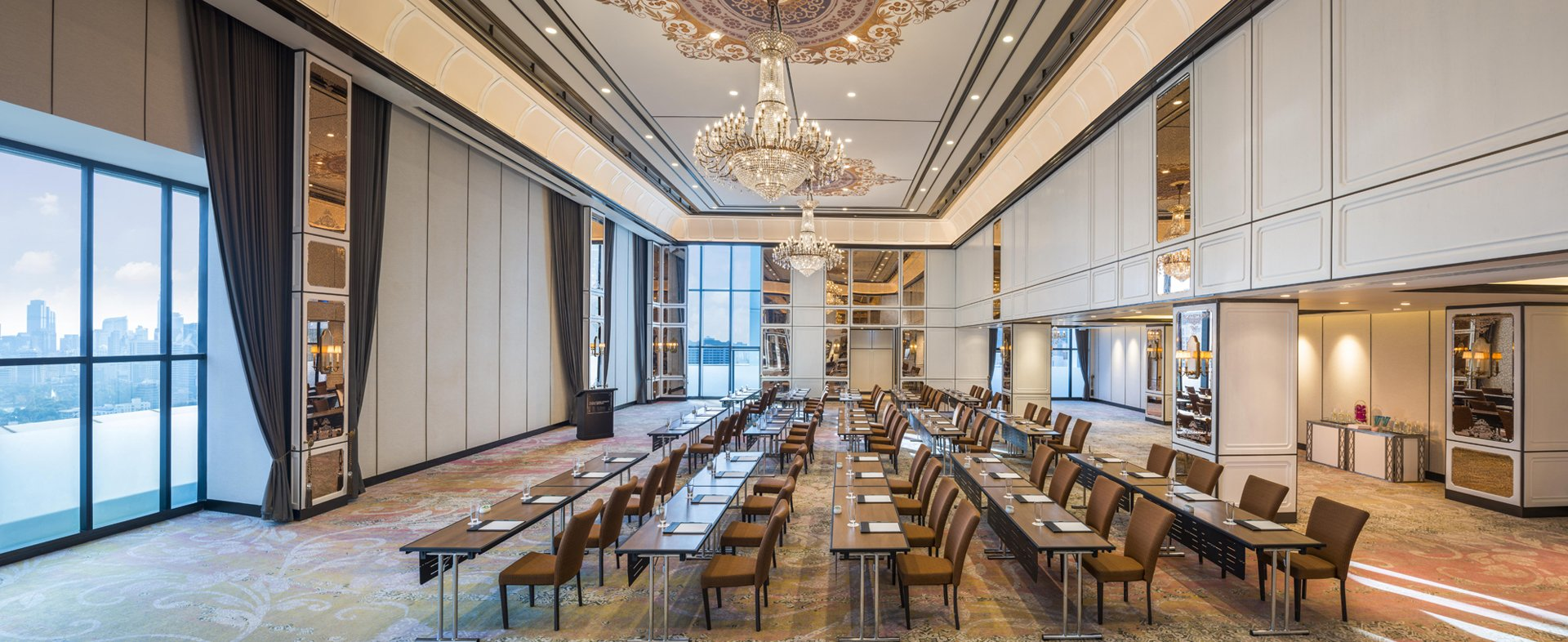 THE ATHENEE HOTEL, A LUXURY COLLECTION HOTEL, BANGKOK